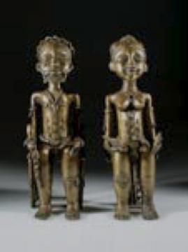bronze baule